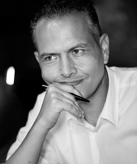 Santiago Gil - © Txefe Betancort