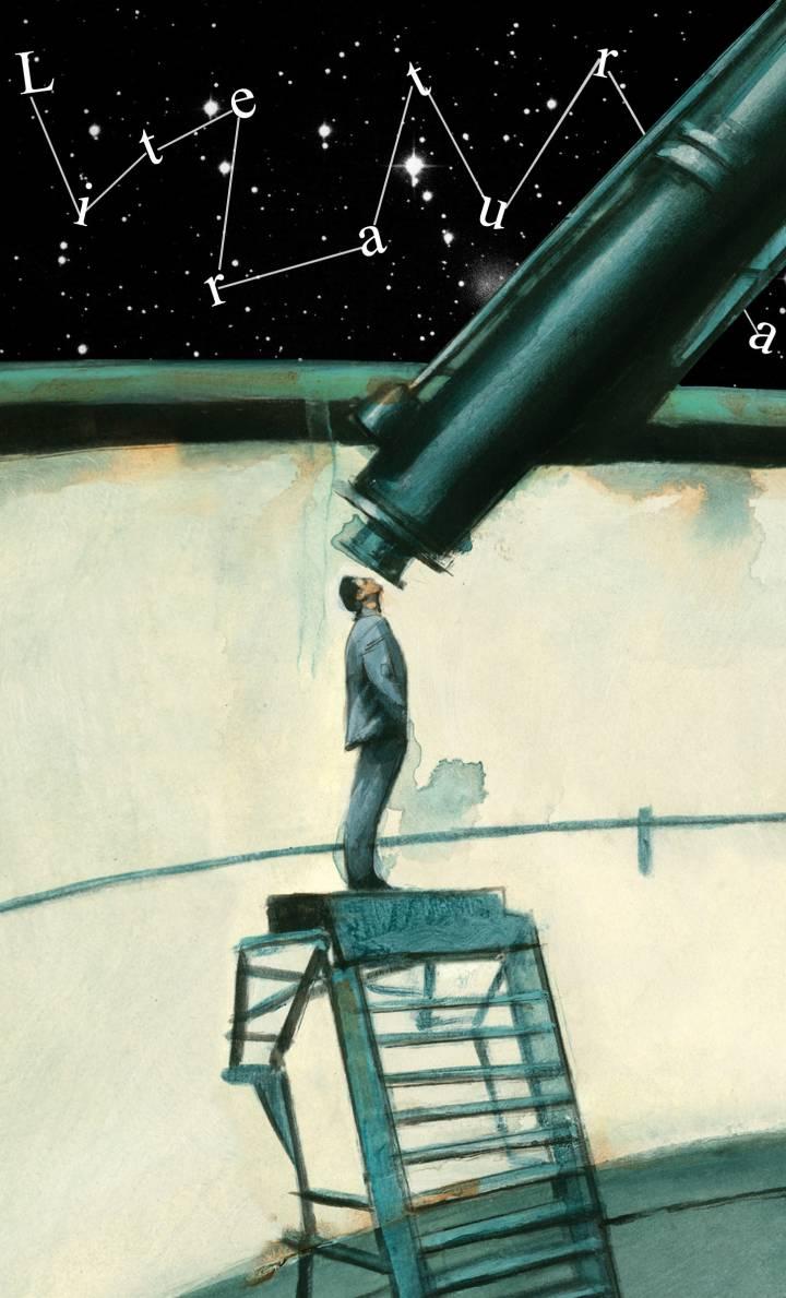 La literatura y las estrellas