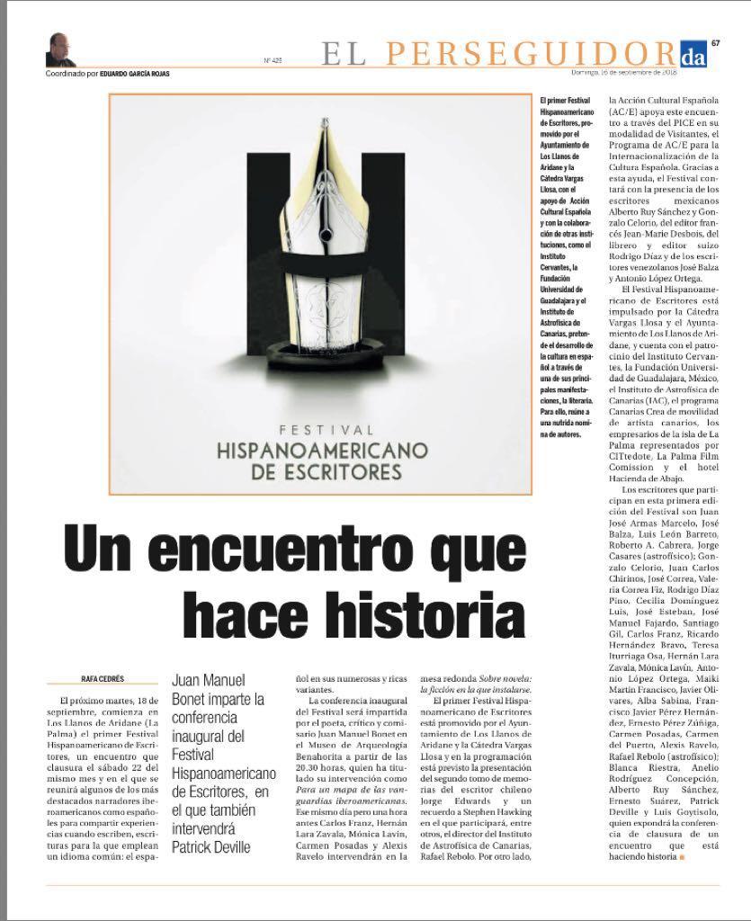 Un encuentro que hace historia_Diario de Avisos