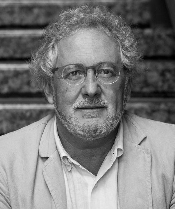 Héctor Abad. Foto: © Emanuel Zerbos
