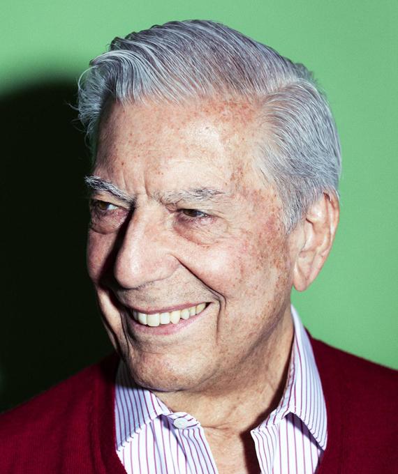 Mario Vargas Llosa - © Ximena Garrigues y Sergio Moya