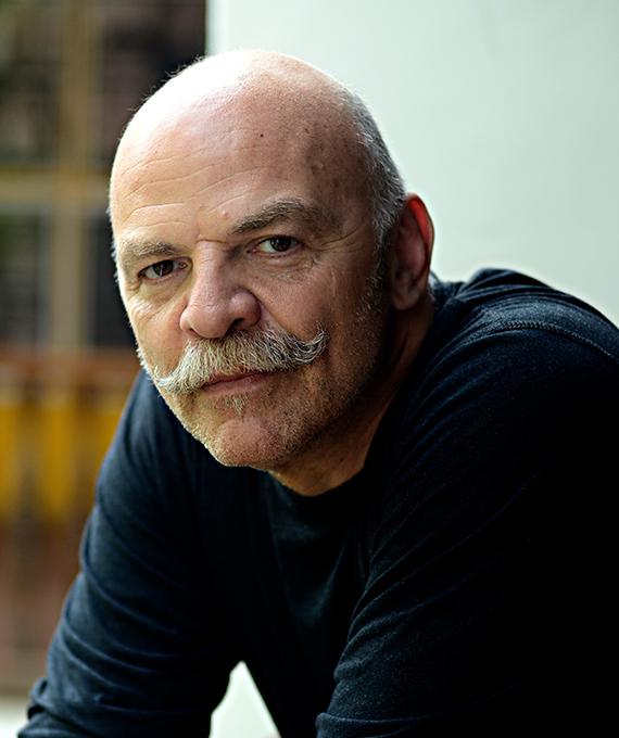 Martín Caparrós - © Álvaro Delgado