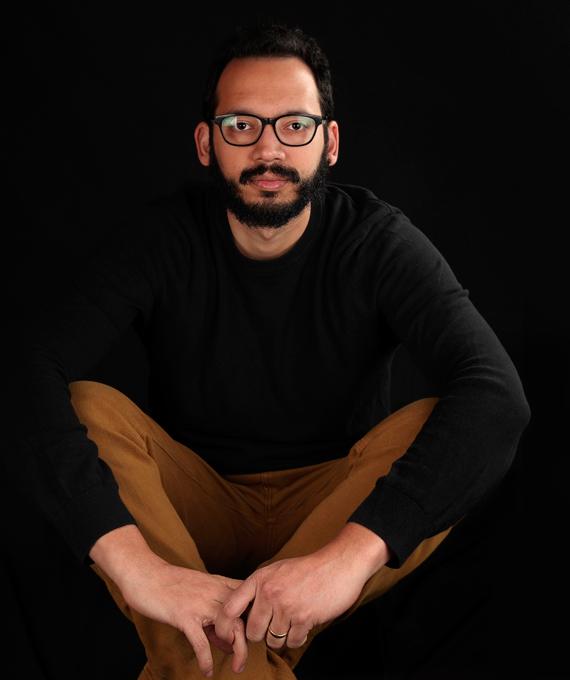 Rodrigo Blanco Calderón - © Isabel Wagemann