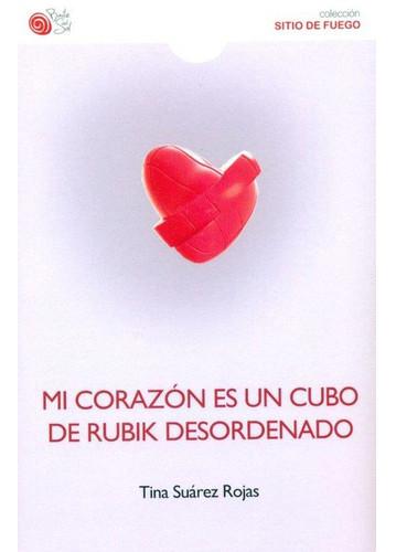 Mi corazón es un cubo de rubik desordenado