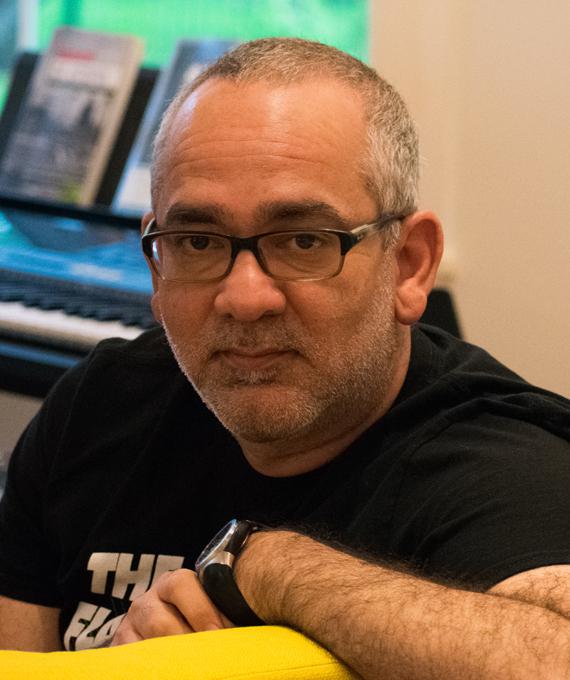 Gustavo Faverón Patriau - © Cristina Cáceres