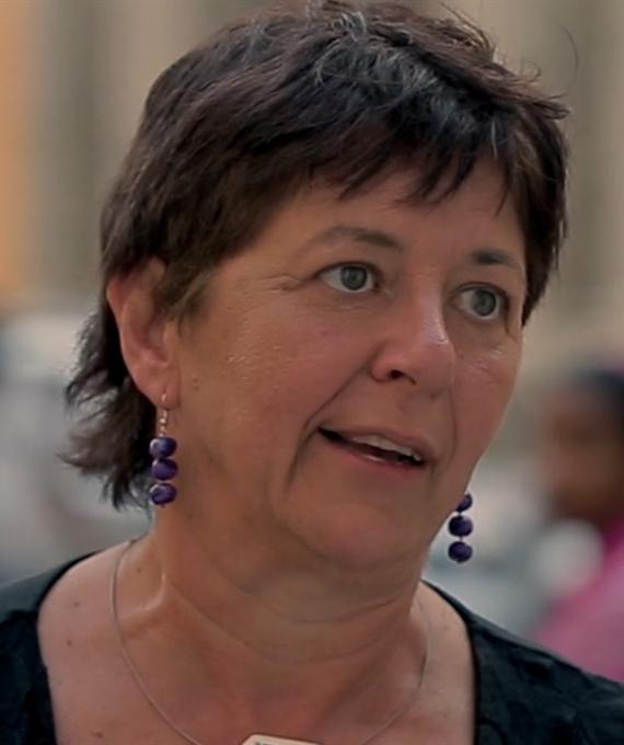 Olga Martínez - © Hay Festival