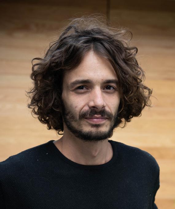 Mateo García Elizondo - © Jaime Navarro