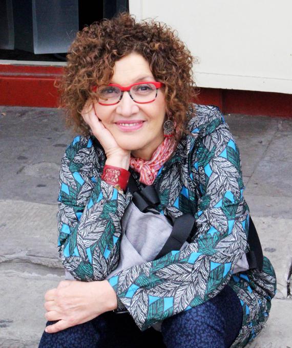 Myriam Moscona - © Natalia Musacchio