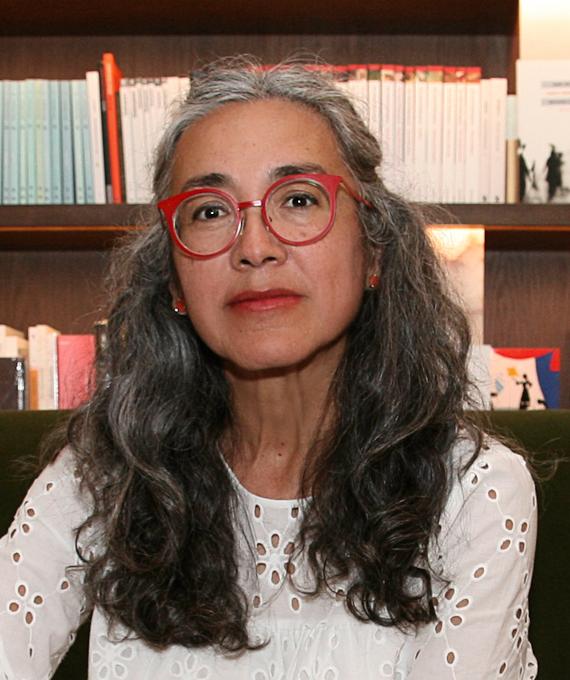 Cristina Rivera Garza - © Marta Calvo